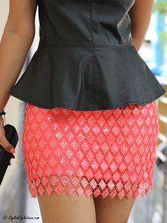 Great skirt great colour
