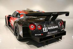 Nissan 2008 GT   No.23 XANAVI NISMA GT-R