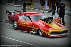 Trussell Motor Sports Camaro