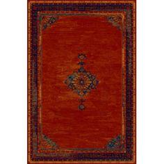 Dywan Dywilan Kolekcja Polonia Samarkand rubin