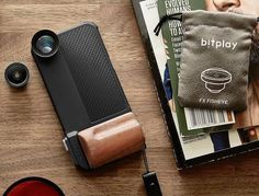 #Bitplay just started shipping their new iPhone 6/6S lens case after a successful Kickstarter campaign. The new case comes with: a shutter button lenses changeable grips  tripod hole and leather strap. Available in three colors and shipping from 59USD. Follow the link in the bio.  #photooftheday #picoftheday #instagood #instamood #instadaily #cycling #travel #globetrotter #bikelife #outdoors #mobilerebels #teamfunki #camerabag #fashion #style #backpacking #photographer #activeliving…