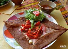 エスカルゴの国から: 本場ブルターニュのガレットのレシピを探してみた