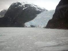 Glacias Gunter. Parque Nac. Alberto Agostini. Tierra del Fuego. Chile. www.es.db-city.com Gunter, Antartica Chilena, Half Dome, Mountains, Nature, Travel, Outdoor, Fire, Earth