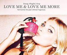 Victoria's Secret Love Me & Love Me More Fragrances 2015 (Victoria's Secret)