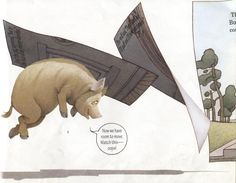 The Three Pigs by David Wiesner