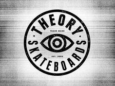 THEORY SKATEBOARDS — KINDRED STUDIO - Illustration. Design. Art Direction.