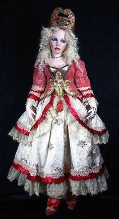 AIDA Sylvia Wesers Fine Porcelain Doll Art Show664 x 1215   196.6 KB   www.alisasinternationaldoll...