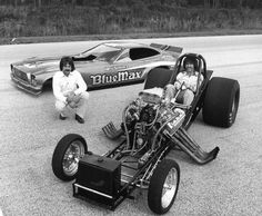 Funny Car Legend Ray