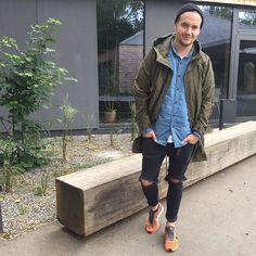 Nike - Flyknit Racer  Now off to Munich!  ______________________________ Shoes : @nike  Denim @diesel Shirt : @zara Jacket : @diesel Beanie : @nudiejeans ____________________________ Outfit#outfitpost#outfitoftheday#menwithstreetstyle#stylist#styleblogger#blog#fashionblogger#reutlingen#tübingen#stuttgart#streetstyle#fromwhereistand#allblack#allblackeverything#casual#preppy#berlin#fhain#xberg#charlottenburg#kreuzberg#neukölln#nike#flyknit#sneaker#sneakerlover