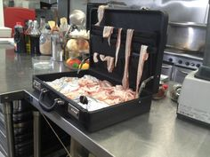 Bacon Suitcase #epicmealtime #behindthescenes #epicchef #episode3 #mexicanchallenge #baconsuitcase