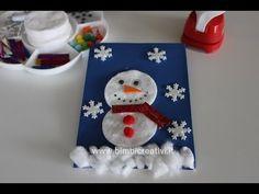 Pin by Suzy niman on Spring kids Diy Christmas Cards, Christmas Crafts For Kids, Xmas Crafts, Winter Christmas, Paper Crafts, Christmas Ornaments, Diy Weihnachten, Craft Activities, Diy For Kids