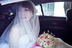 La #emoción de una #novia.