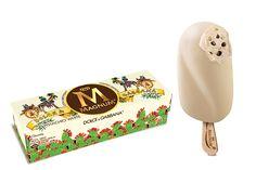 Dolce & Gabbana's Pistachio White ice cream