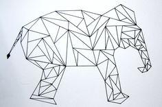 geometriske figurer i papir - Google-søgning