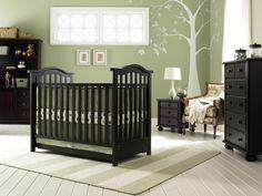 classic baby nurseries -