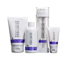 Acne and Blemish Treatments: New! Sealed Rodan And Fields Unblemish Regimen Acne And Post-Acne Marks Nib Purple BUY IT NOW ONLY: $178.95