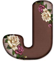 Flower Alphabet, Monogram Alphabet, Floral Font, Minnie Png, Name Art, Flower Art, Scrapbook, Letters, Flowers