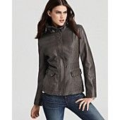 Marc New York Scuba Quilted Leather Jacket