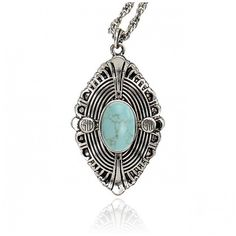 bohemian like you pendant necklace ($80) ❤ liked on Polyvore featuring jewelry, necklaces, turquoise, boho necklace, chain jewelry, graduation necklace, chain pendants and boho chic jewelry