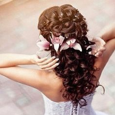 Curls, curls, curls, and curls