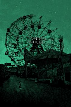 Poster for the Flight of the Conchords show in Phoenix. Mogwai gig poster designed by Tiny Media Empire Concert poster for Andrew Bird . Casas Do Harry Potter, Verde Vintage, Andrew Bird, Dark Green Aesthetic, Abandoned Amusement Parks, Abandoned Places, Slytherin Aesthetic, Green Wallpaper, Aesthetic Pictures