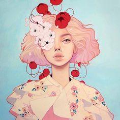 "@kelseyjbeckett , ""Pink Eye"""