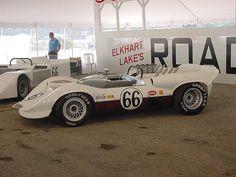 1964 Chaparral 2A: Jim Hall