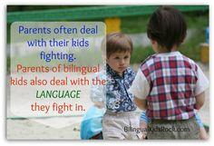 029: What Language Siblings Should Speak