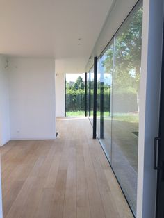 Icoonbe Architecten Minimalist House Architecture