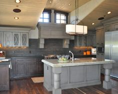 Spaces Vaulted Ceiling Design, Pictures, Remodel, Decor and Ideas - page 19