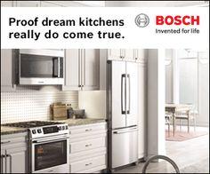 The Bosch Dream Kitchen