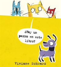 """Buy Is There a Dog in This Book? by Viviane Schwarz at Mighty Ape NZ. In this third title in the extraordinarily inventive, brilliantly interactive """"Cats"""" series from award-winning illustrator Viviane Schwarz - our three. Good Books, My Books, Children's Literature, Library Books, Story Time, Book Lists, Bedtime, Childrens Books, Dog Lovers"""