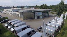 Schnell Motoren GmbH Nord Rodewald Luftaufnahme HARKE
