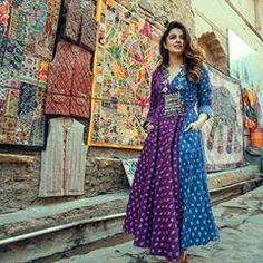 Streets of Jaipur 💕 Wearing @thejodilife #natontherocks #natashaluthra #jaipur #rajasthan #natashaluthraxthejodilife