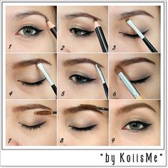 Perfect eyebrows that I could do. Did you know all of these tips for using concealer? From the right way to blend to applying your concealer correctly under your eyes, you want these hacks! Fix Eyebrows, How To Draw Eyebrows, Eye Brows, Smokey Eye Makeup, Eyebrow Makeup, Hair Makeup, Prom Makeup, Beauty Make Up, Hair Beauty