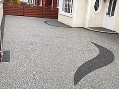 Craate this luxury Daltex Silver driveways| Tips on how to resin bound| Resin Bound - How its Done: Resin Bonded Aggregates