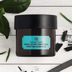 Our 100% Vegan Charcoal Mask is a beautifying exfoliating face mask that brings the benefits of charcoal for skin by cleaning out clogged pores and releasing toxins. #CucumberFaceMask Charcoal For Skin, Charcoal Mask Peel, Best Charcoal, The Body Shop, Body Shop At Home, Melaleuca, Lush, Eucalyptus Globulus, Glow Mask