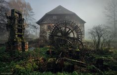 3.) This quiet old mill, nestled in the Bavarian Forest in Germany. - https://www.facebook.com/diplyofficial