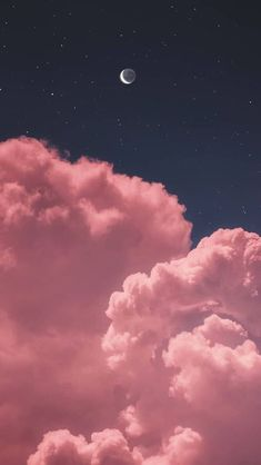 Find images and videos about pink, sky and wallpaper on We Heart It - the app to get lost in what you love. Tumblr Wallpaper, Iphone Wallpaper Images, Phone Screen Wallpaper, Cute Wallpaper Backgrounds, Pretty Wallpapers, Cellphone Wallpaper, Pink Wallpaper, Galaxy Wallpaper, Aesthetic Iphone Wallpaper