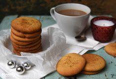 Gyömbéres keksz   Nosalty Pudding, Cookies, Breakfast, Tableware, Sweet, Desserts, Food, Crack Crackers, Morning Coffee