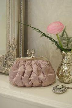 lovely clutch purse