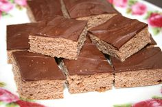 Einfache vegane Lebkuchen mit Schokoladenglasur