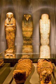 Egyptian Mummies, Ancient Egypt, Louvre, Statue, Sculptures, Sculpture