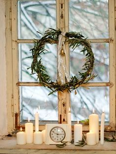 Christmas Wreath Ideas - Town & Country Living