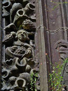 Abbaye de Daoulas  Finistère Bretagne