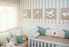 Baby Room Decor, Nursery Room, Home Bedroom, Baby Bedroom, Girls Bedroom, Kids Decor, Salon, Baby Room Green, Benjamim
