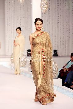Pakistani bridal couture