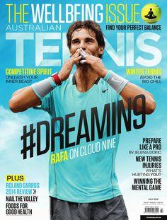 #ClippedOnIssuu from Australian Tennis Magazine - July 2014