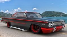 63 ford galaxies - Google Search