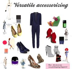 New post up stylish people! http://pinktopping.blogspot.it/2013/09/versatile-accessorizing-blue-jumpsuit.html #fashion #fashionista #shopping #style #cocoshopper #accessories